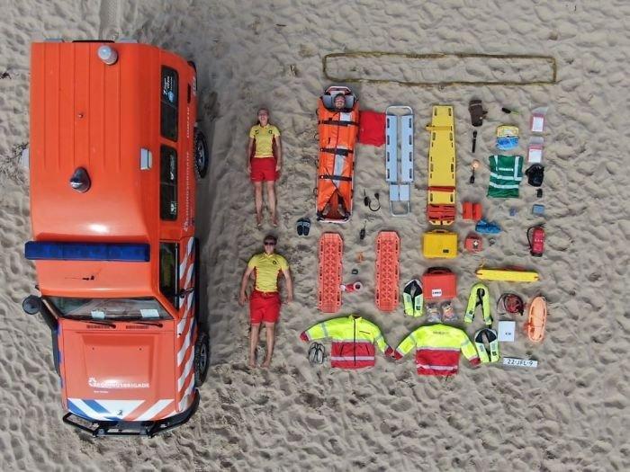 Julianadorp Beach Lifeguards, The Netherlands