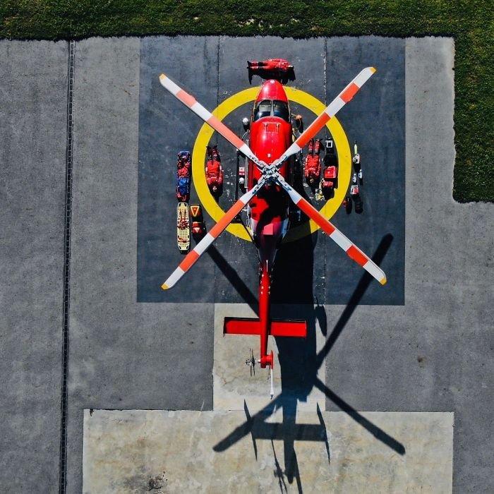 Air Zermatt Swiss Rescue Team