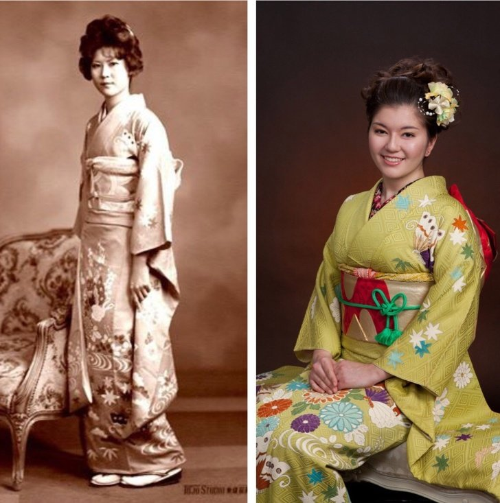 20 Family Photos Proving Nature Is a True Copy Machine