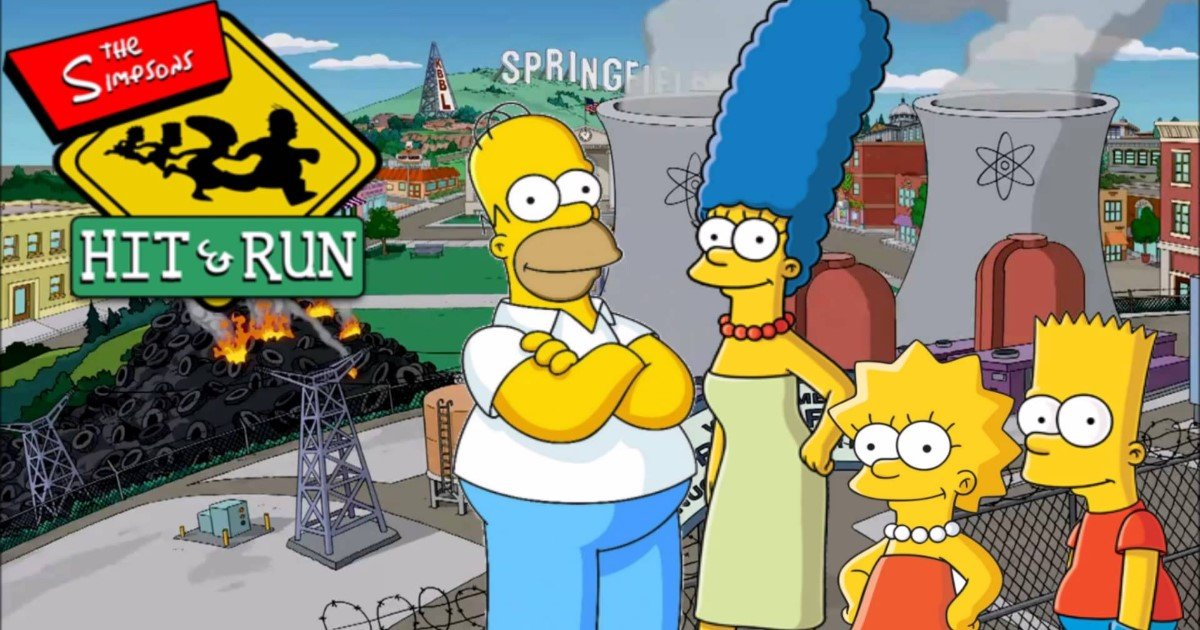 a 37.jpg?resize=1200,630 - The Simpsons: Hit & Run Might Be Remastered