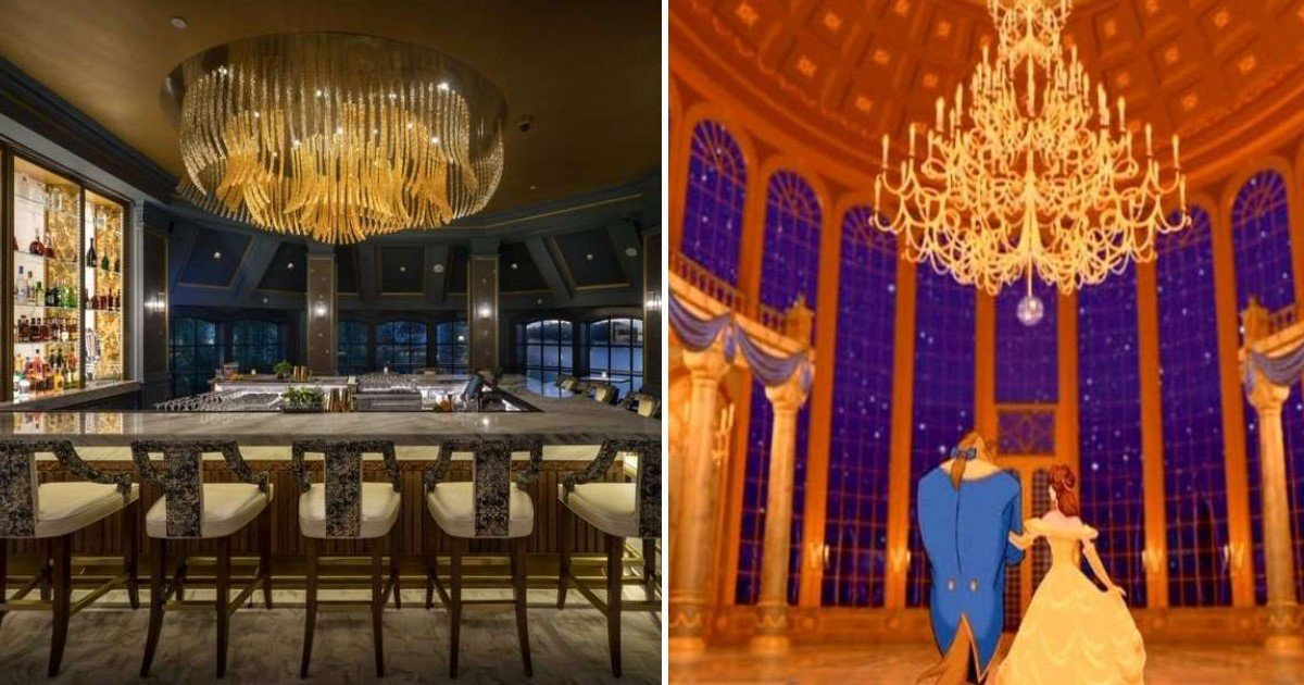 a 46.jpg?resize=412,232 - The Beauty And The Beast Bar Is Now Open For Visitors At Walt Disney World