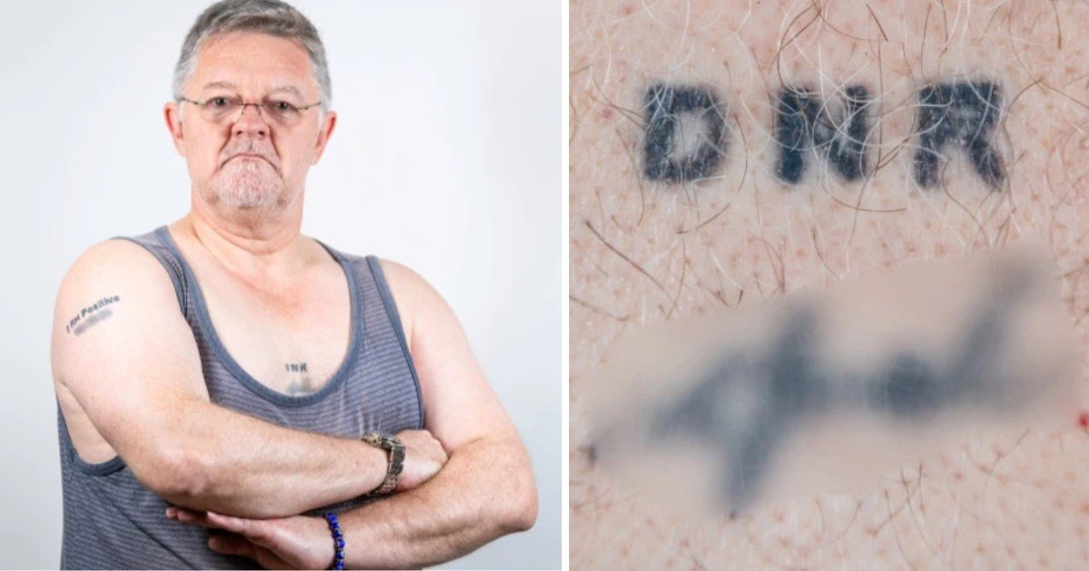 a 48.jpg?resize=1200,630 - Healthy 52-Year-Old Man Tattooed 'Do Not Resuscitate' On His Chest