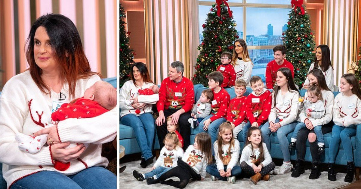 a 76.jpg?resize=412,275 - Britain's Biggest Family Will Get Even Bigger With The Twenty-Second Child Coming Soon