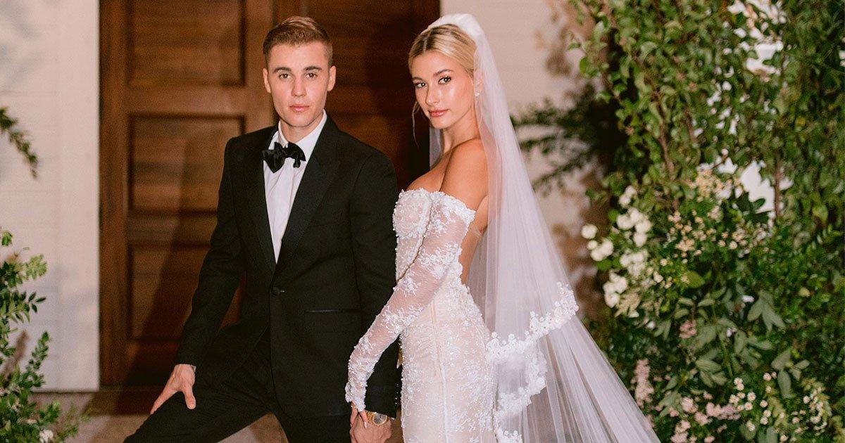 a look inside justin and haileys lavish wedding reception.jpg?resize=412,232 - Un aperçu du mariage de Justin et Hailey Bieber