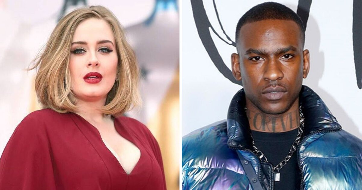 adele5.png?resize=1200,630 - Singer Adele Is Reportedly Dating Skepta After Split From Husband Simon Konecki