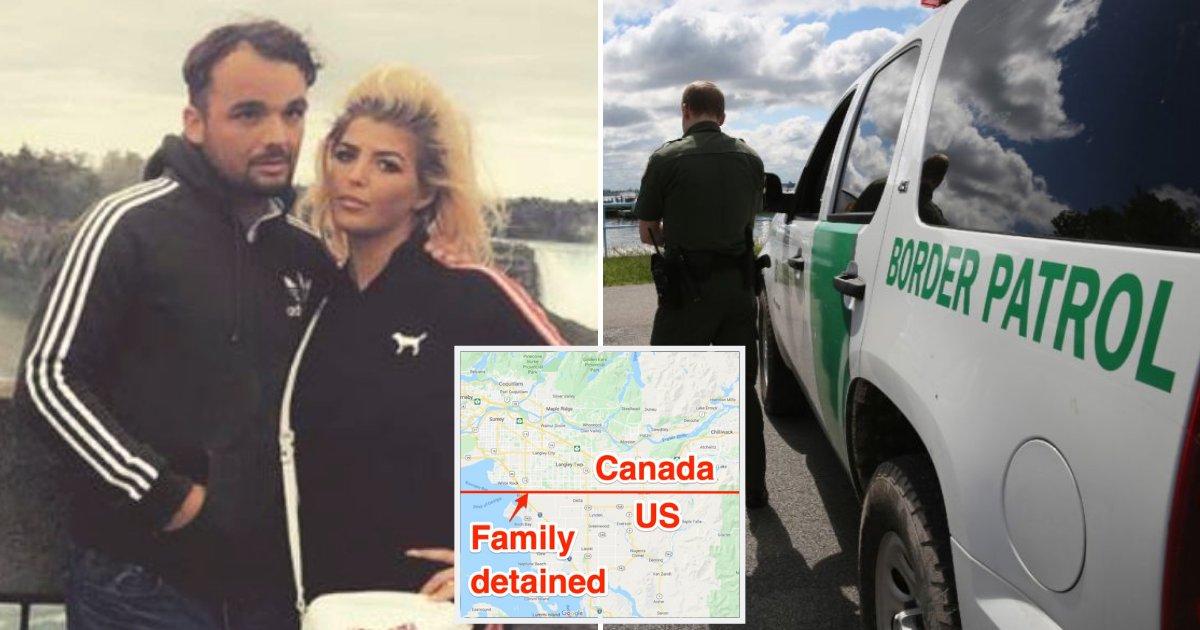 border7.png?resize=412,232 - Une famille qui a été détenue aux États-Unis après avoir franchi accidentellement la frontière a déclaré que c'était l'expérience la plus effrayante de toutes leur vie