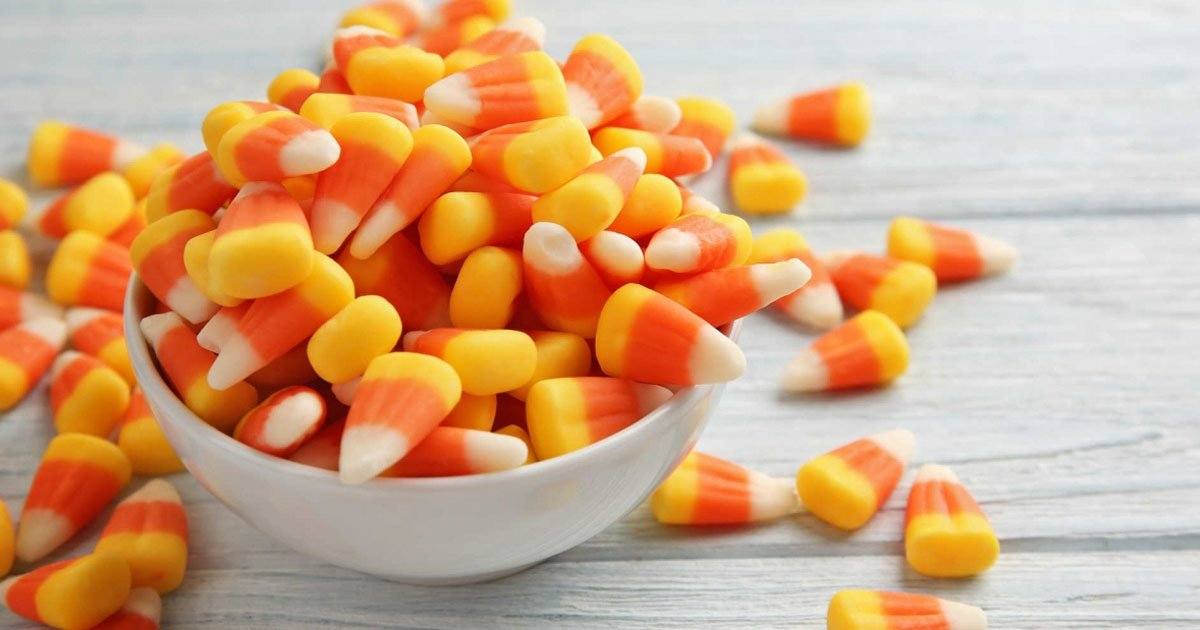 candy corn received of worst halloween candy title in a survey.jpg?resize=412,232 - Candy Corn Is The Least Favorite Halloween Candy, According To A Survey