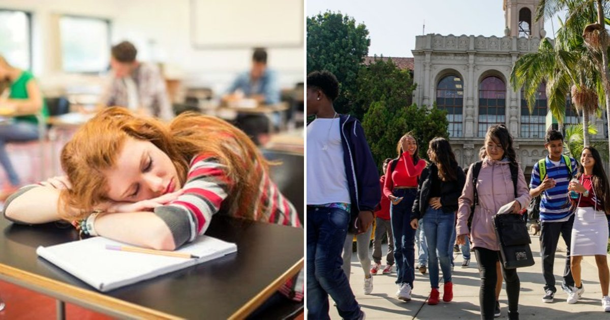 class6.png?resize=412,232 - California Becomes First State To Push Back School Start Times So Students Can Get Longer Sleep