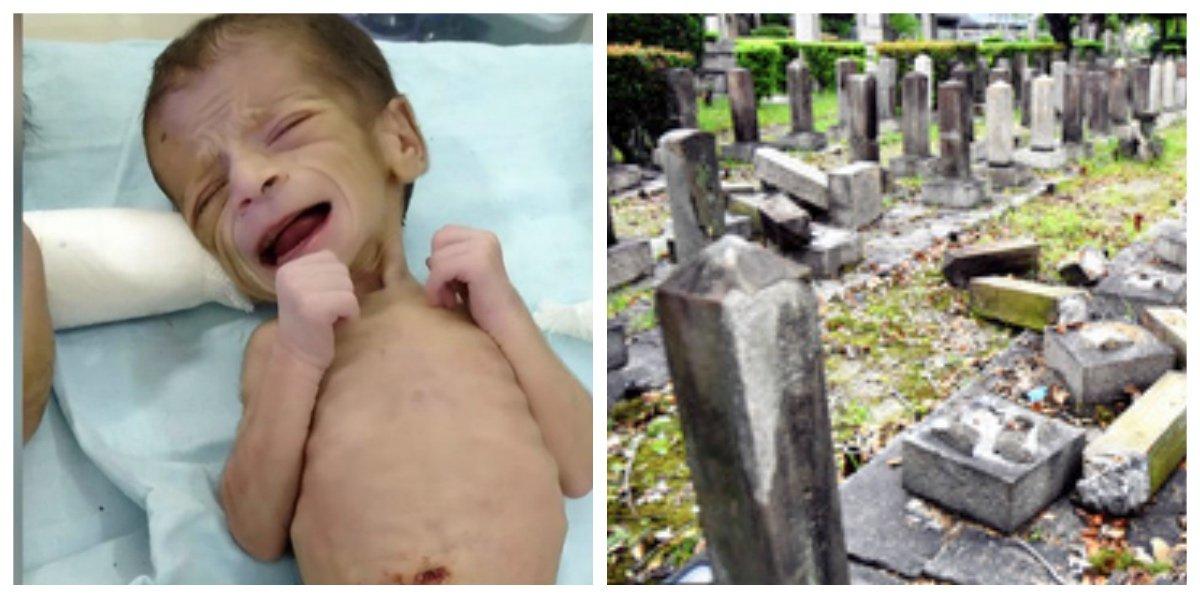 collage fotor 16.jpg?resize=1200,630 - 土を掘ったら、赤ちゃんの声が、、、?!赤ちゃんが生き埋めにされた衝撃の理由とは?