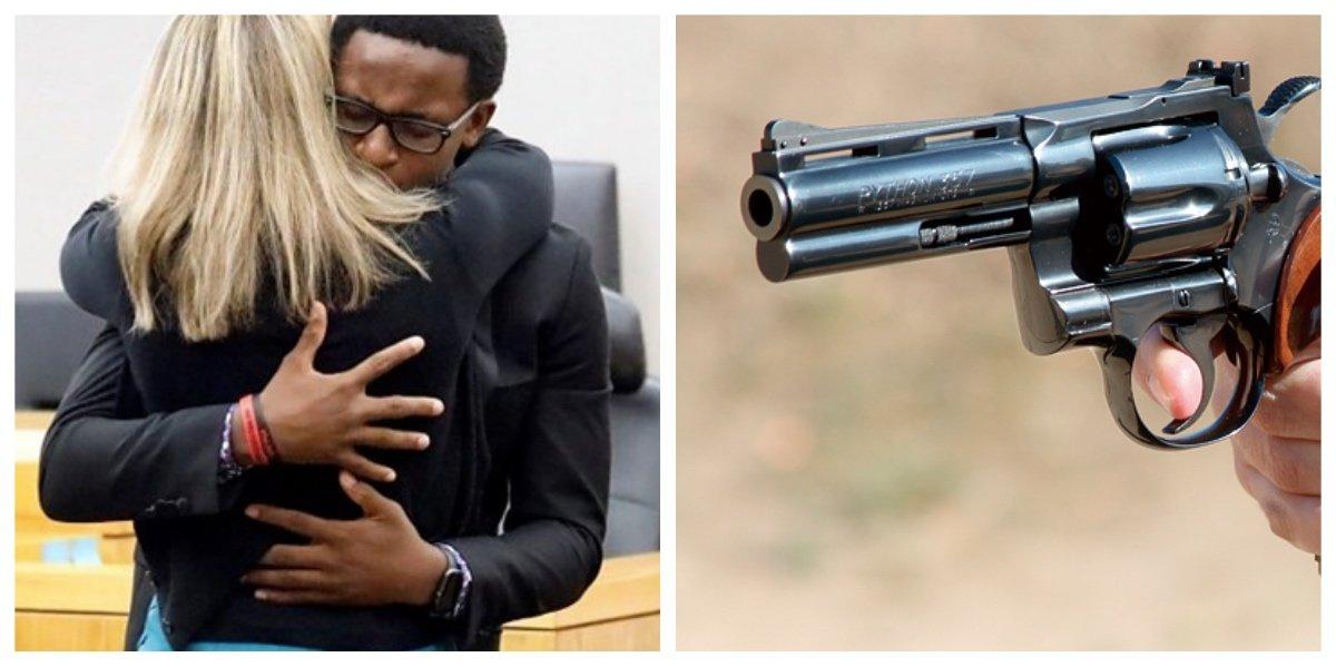 collage fotor 6.jpg?resize=1200,630 - 自宅と間違え住人を射殺した警察官 有罪判決後に証人が何者かに射殺される