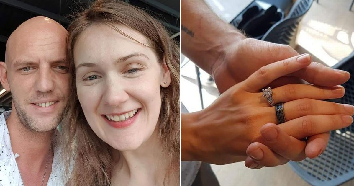 couple gettimg married one month after.jpg?resize=412,232 - Couple - Who Met Through A Christian Dating Site - Are Getting Married Just One Month After Their First Meeting
