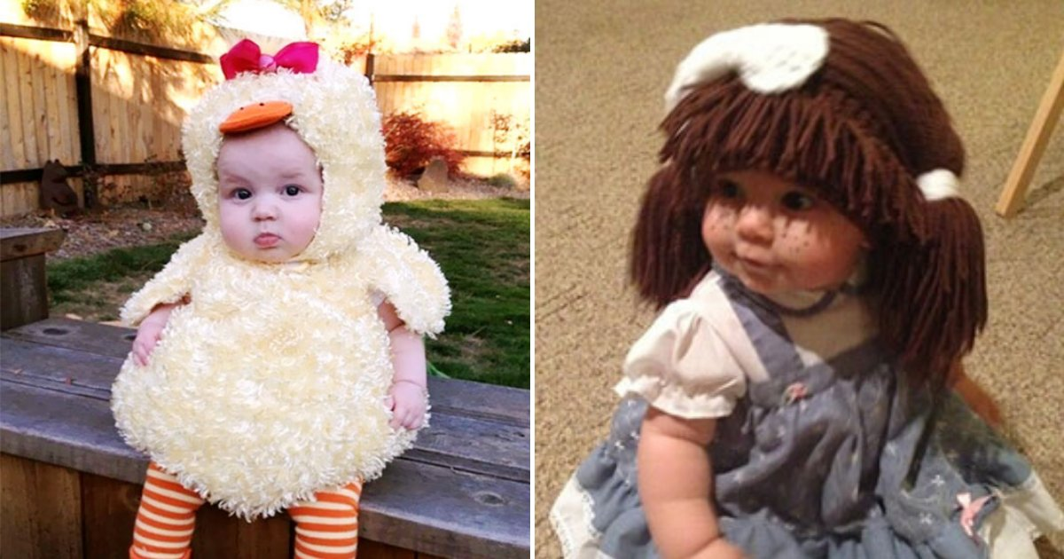cute16.png?resize=412,232 - 10+ Baby Halloween Costumes That Are Super Cute They're Scary!