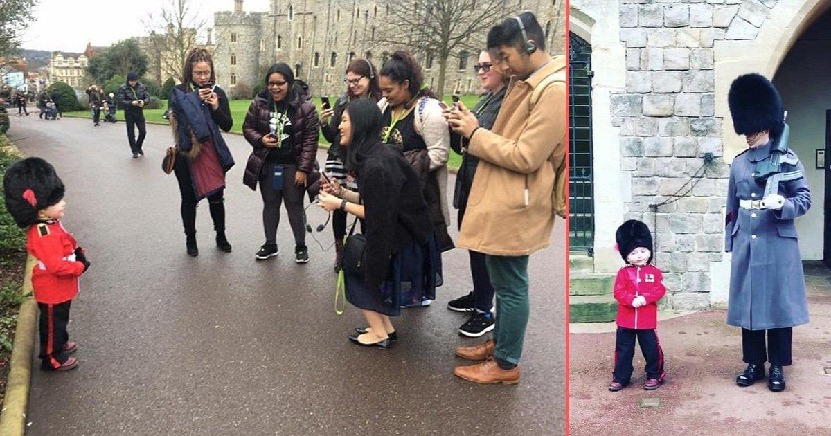 d 4 4.png?resize=412,232 - Un petit garçon a eu le meilleur anniversaire au château de Windsor