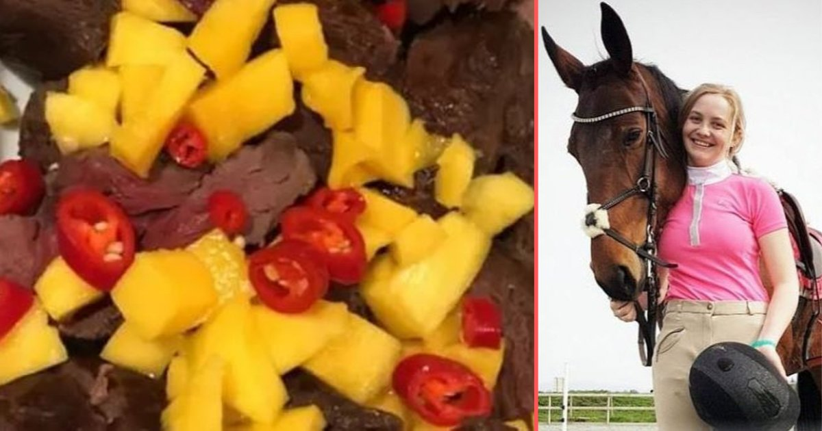 d 5 4.png?resize=1200,630 - The Girl Who Ate Her Own Deceased Horse Has Received Alarming Threats