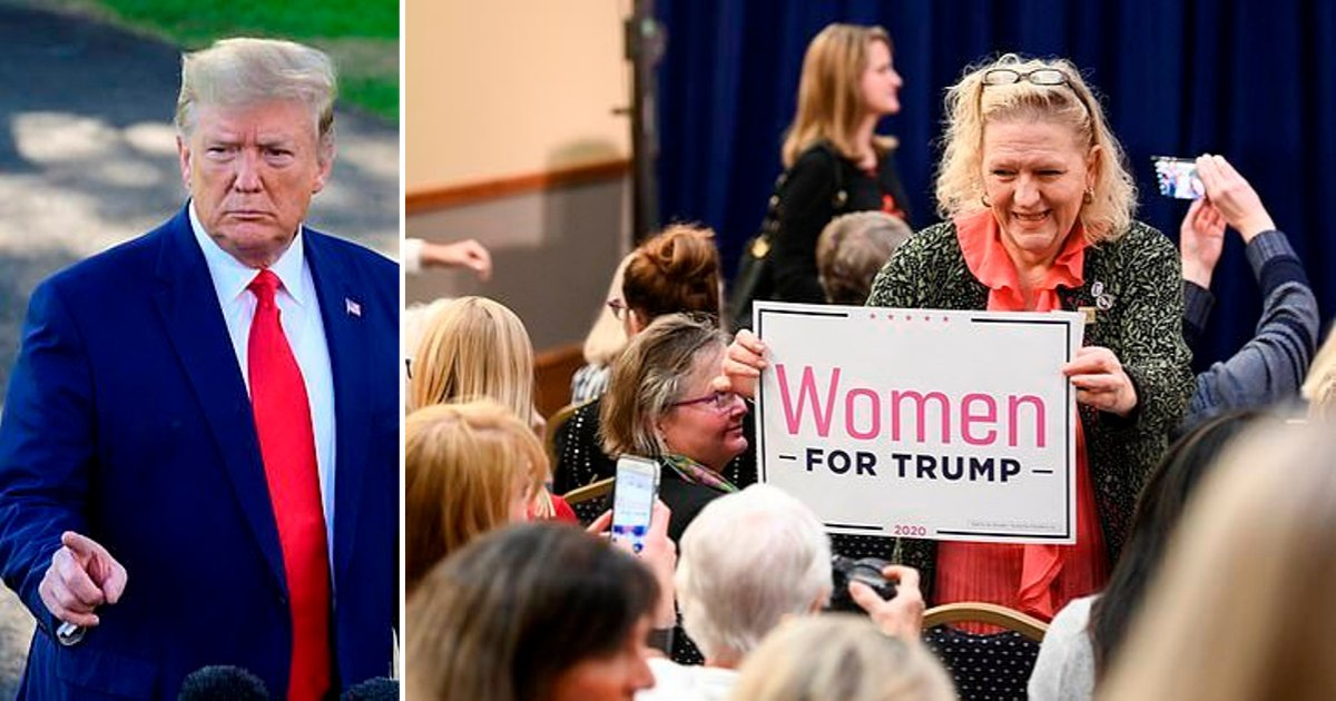 "d2 2.png?resize=412,275 - ""Women For Trump"" Event Attracted Hundreds of American Women Who Believe Trump is the Right Choice for American Women"