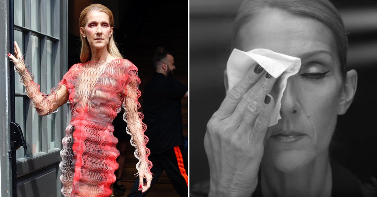 dion6.png?resize=1200,630 - Celine Dion Wiped Off All Her Make Up In New Music Video For Her Song 'Imperfections'
