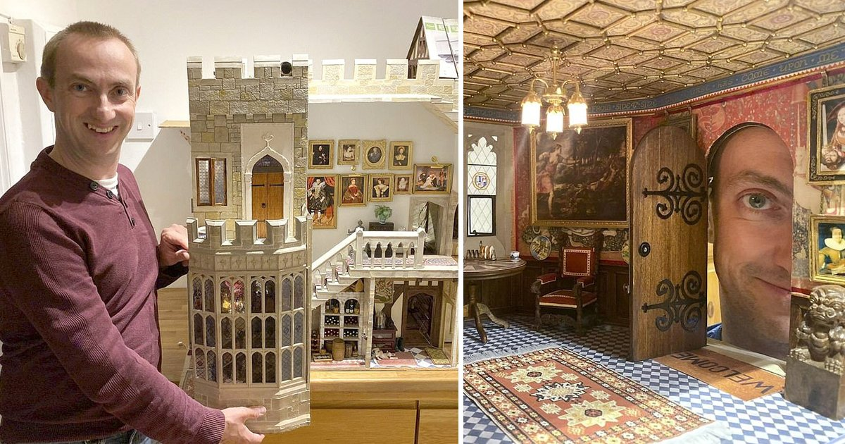 dsdggfasas.jpg?resize=1200,630 - Man Spends More Than Three Decades Of His Life To Build His Dream Castle