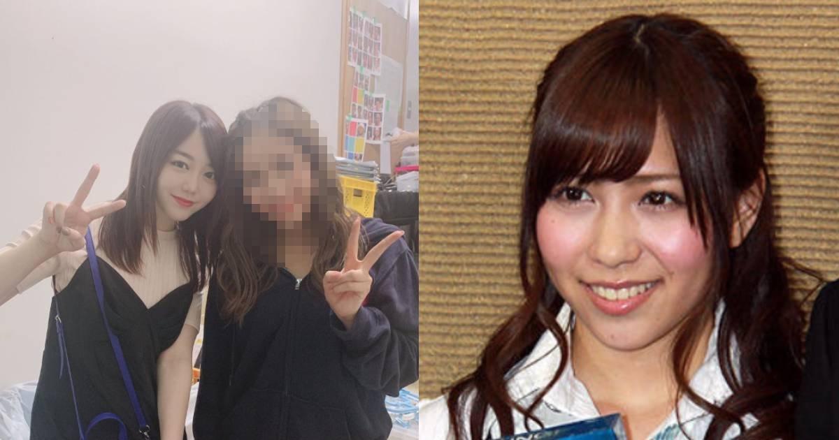"""e696b0e8a68fe38397e383ade382b8e382a7e382afe38388 5 3.jpg?resize=1200,630 - 元『AKB48』河西智美の""""顔の変化""""に指摘!「AKB」あのメンバーと同じ顔!?"""