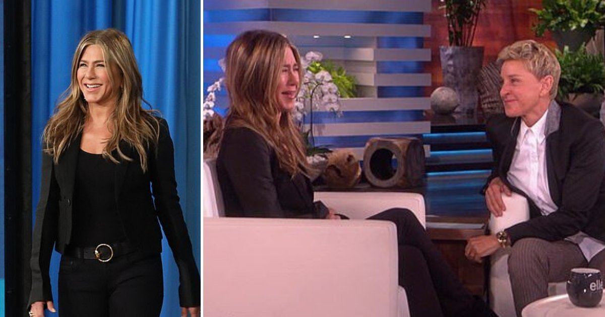 ellen4.png?resize=1200,630 - Jennifer Aniston et Ellen DeGeneres ont scellé leur amitié avec un baiser