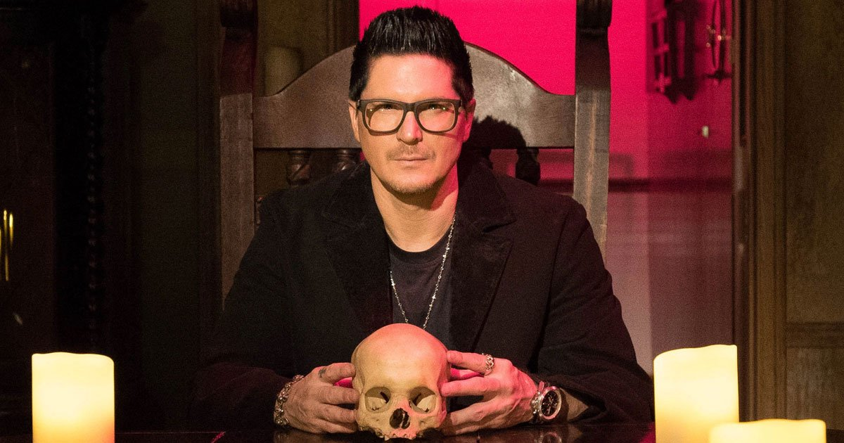 ghost adventures zak bagans revealed the reason for purchasing 310k worth of ghostbusters memorabilia.jpg?resize=300,169 - Ghost Adventures' Zak Bagans Revealed He Purchased $310K Worth Of Ghostbusters Memorabilia