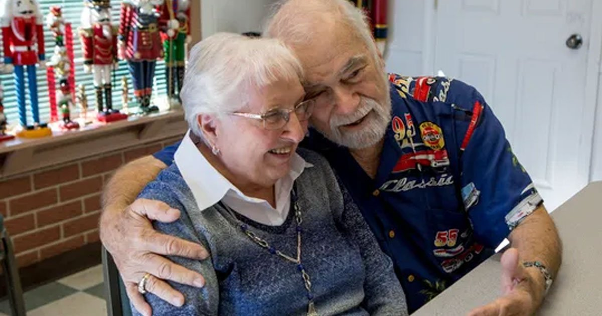 high school sweethearts reunited after 63 years of their separation and now getting married.jpg?resize=1200,630 - High School Sweethearts Who Reunited After 63 Years Got Married