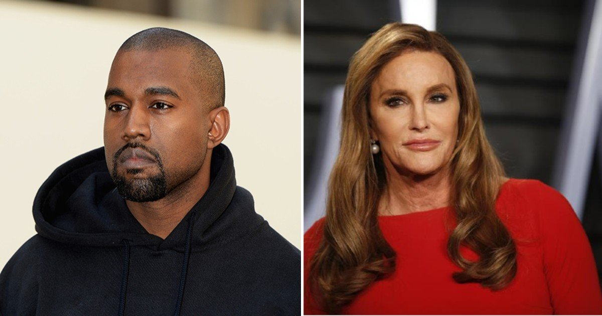 kanyecait.jpg?resize=1200,630 - SNL Host Faced Backlash For Making Jokes About Caitlyn Jenner And Kanye West On Live Television