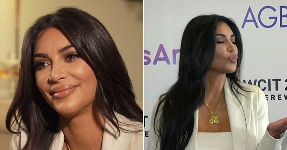 kim6.png?resize=412,232 - Kim Kardashian Says She Will Only Hire Ex-Inmates For Her Future Law Firm