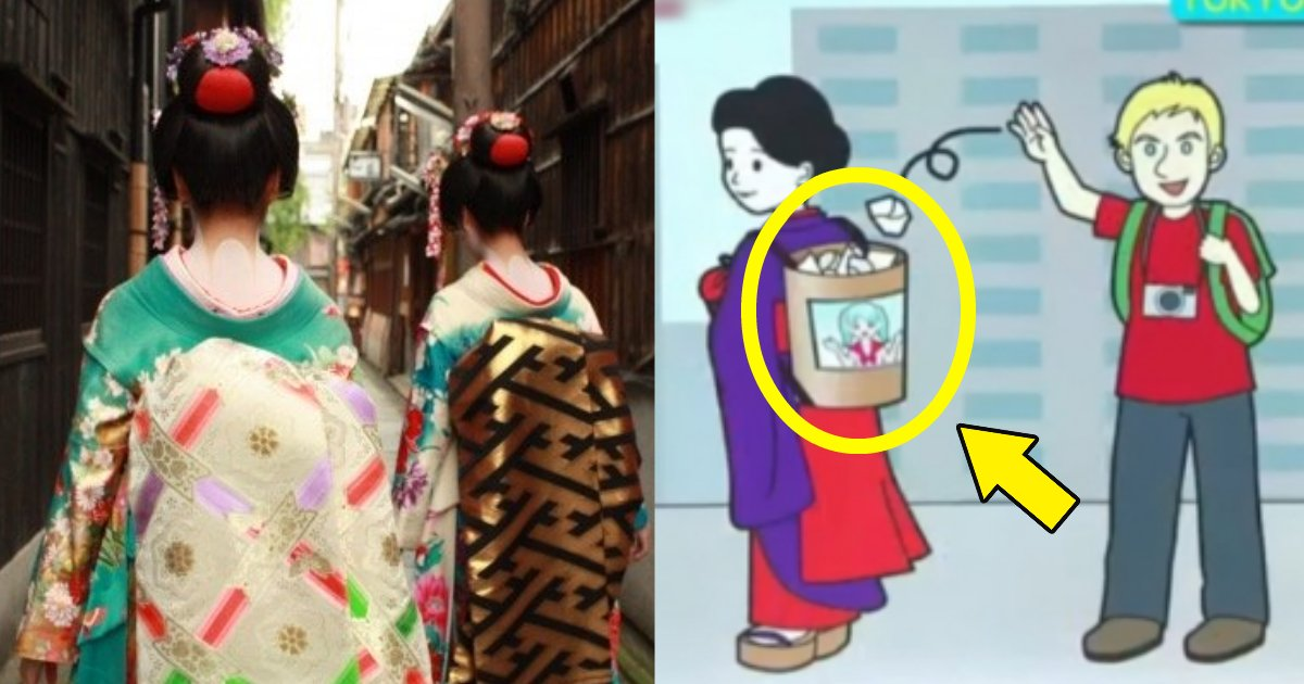 maiko.png?resize=300,169 - 東京五輪のゴミ対策で「舞妓さんを移動ゴミ箱に使う」案に批判殺到!「舞妓さんを何だと思ってんだ」