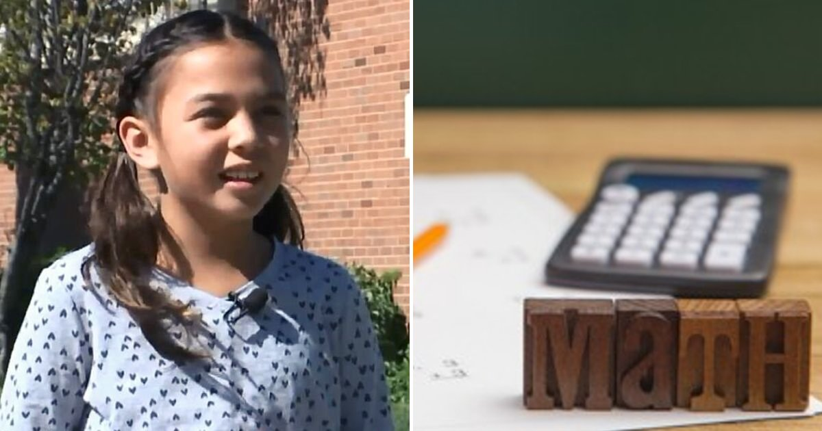 math3.png?resize=1200,630 - 9-Year-Old Girl Refuses To Answer Teacher's Math Question Because It Is 'Offensive'