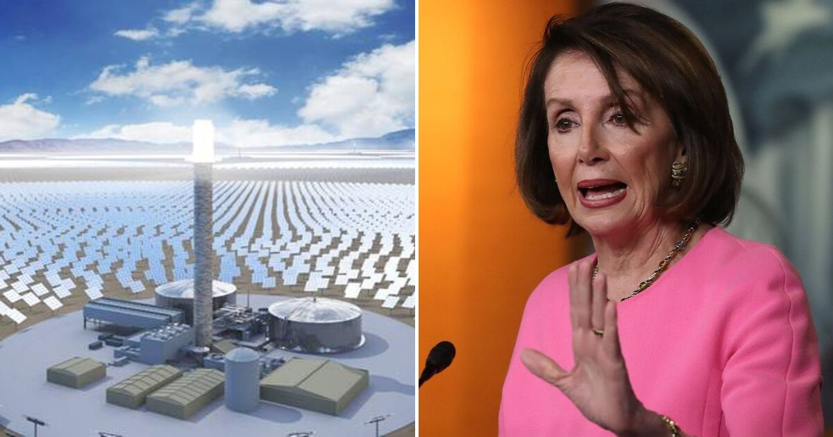 pelosi2.png?resize=300,169 - Nancy Pelosi's Brother-In-Law Receives $737 Million Of Taxpayer's Money To Build Giant Solar Power Plant