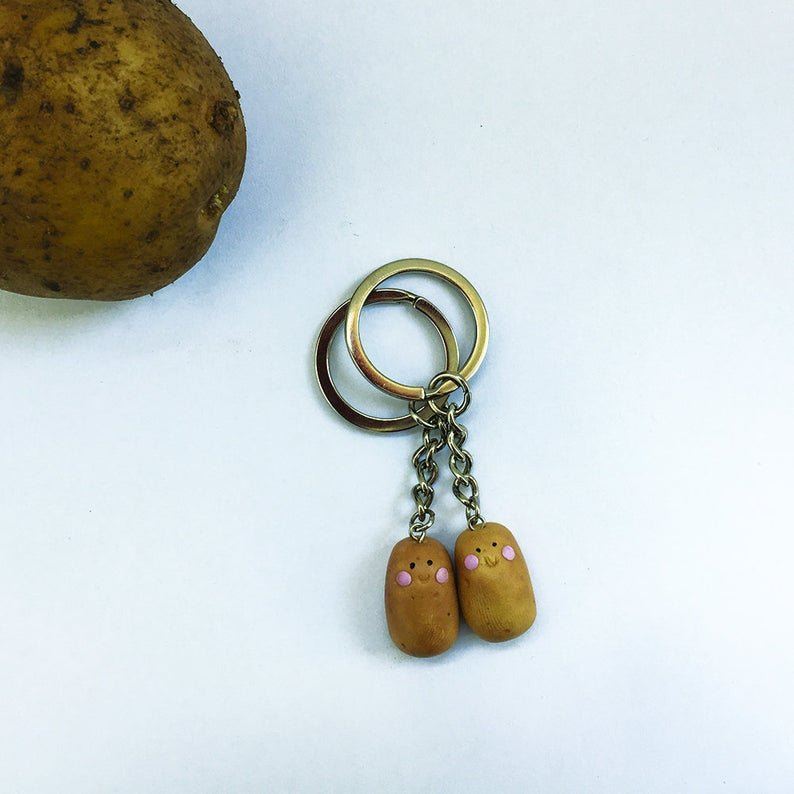 porte cle2.jpg?resize=300,169 - On a déniché l'accessoire ultime pour vos clés: le porte-clés pommes de terre