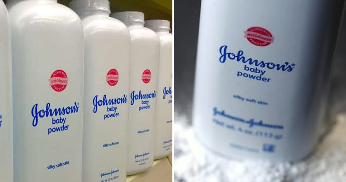 powder5.png?resize=412,232 - Johnson & Johnson Has Recalled Baby Powder After A Bottle Tested Positive For Traces Of Cancer-Causing Asbestos