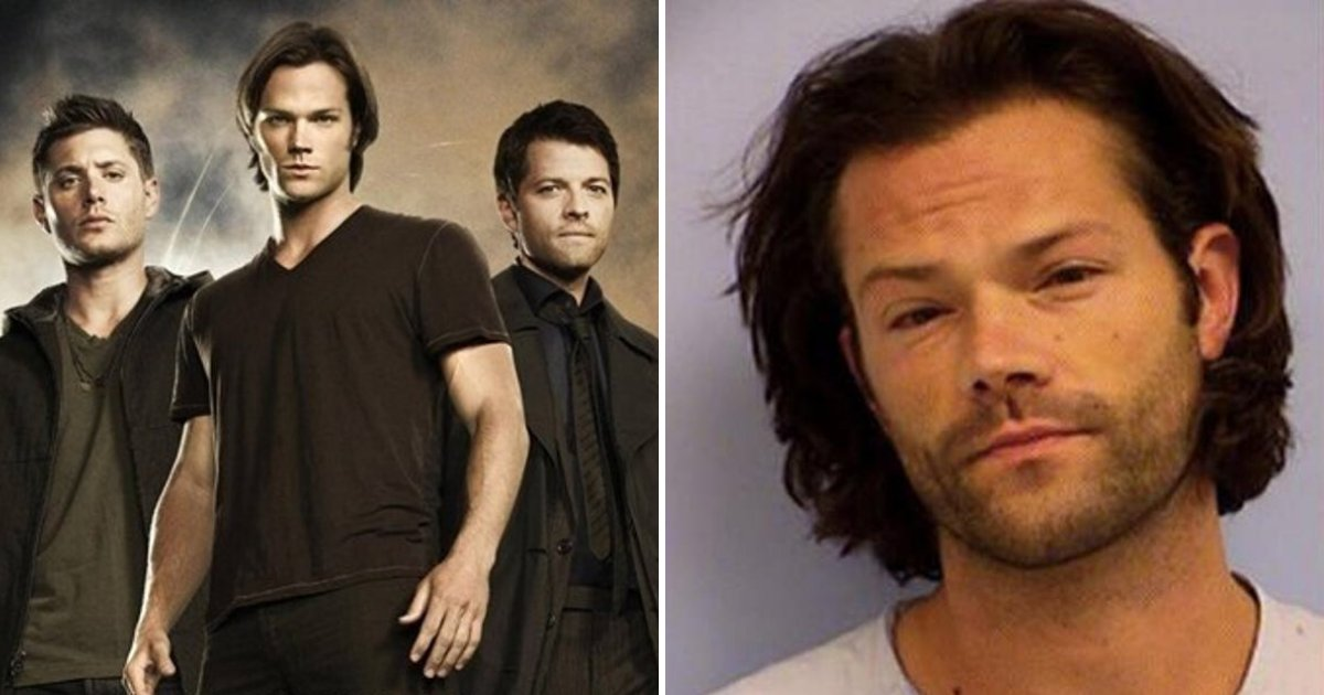 sam5.png?resize=412,232 - 'Supernatural' Star Jared Padalecki Arrested For Assault And Public Intoxication