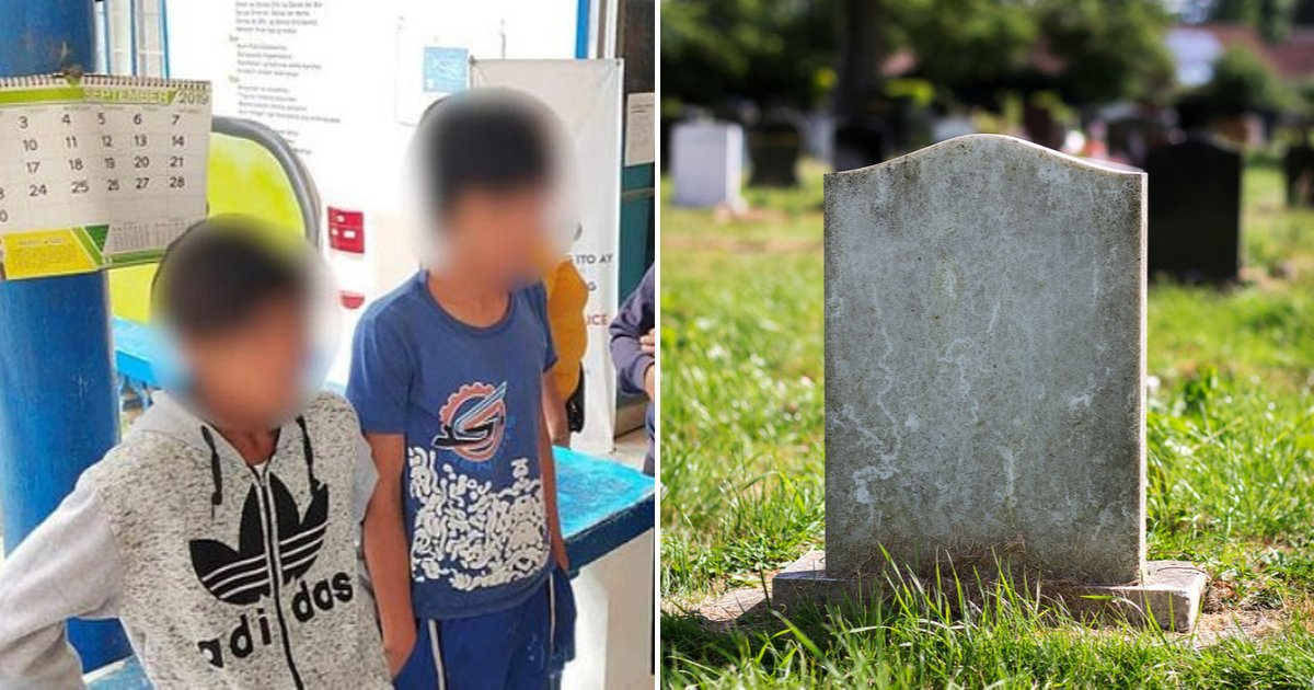 teens.png?resize=1200,630 - Two Teenagers Arrested For Robbing The Grave Of An 84-Year-Old Woman