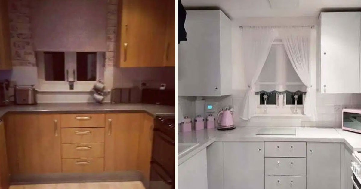 untitled 1 13.jpg?resize=412,232 - A Mom Used Amazon's $34 Adhesive Rolls To Revamp Her Kitchen