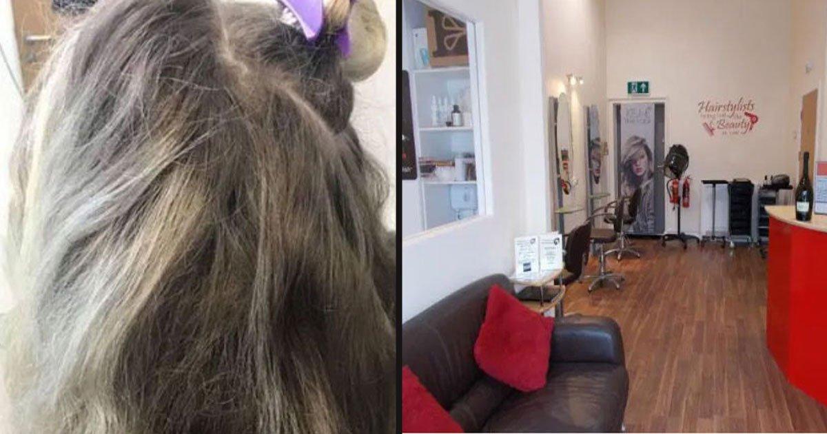 untitled 1 79.jpg?resize=1200,630 - Une femme quitte un salon de coiffure en pleine coupe