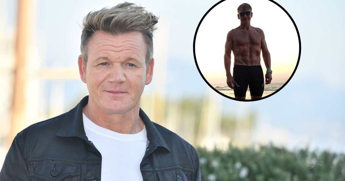 untitled design 28.png?resize=412,232 - Chef Gordon Ramsay Showed Off His Ripped Body In An Instagram Snap