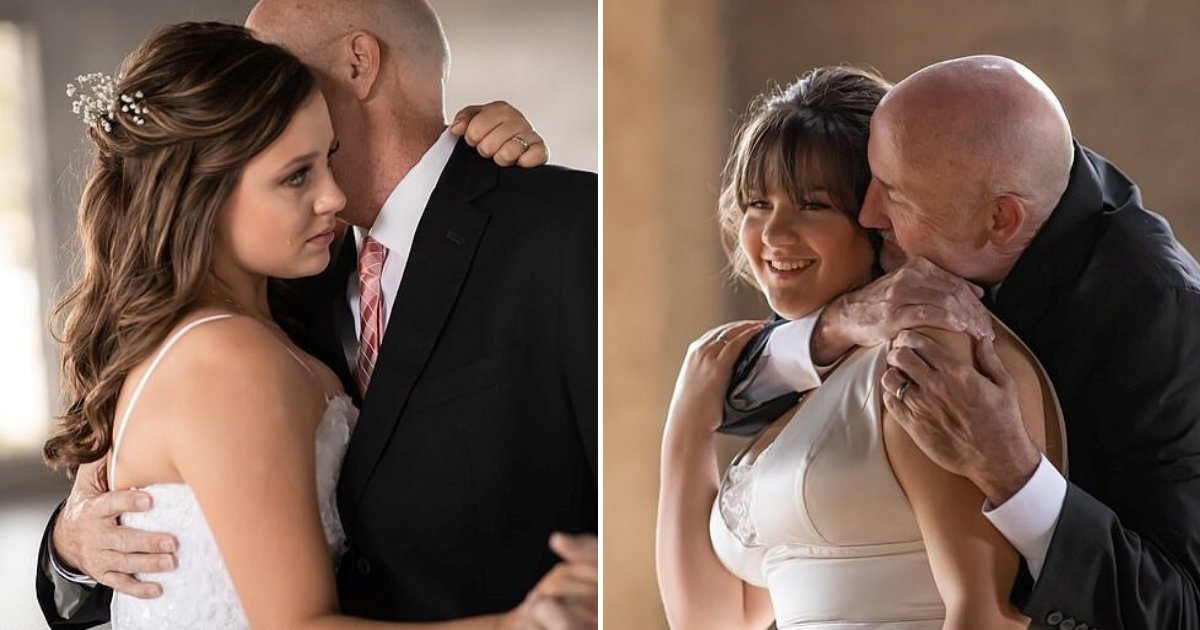 untitled design 32 1.png?resize=1200,630 - Teen Sisters Shared Early 'First Dance' With Terminally Ill Dad Who Will Never See Them Get Married