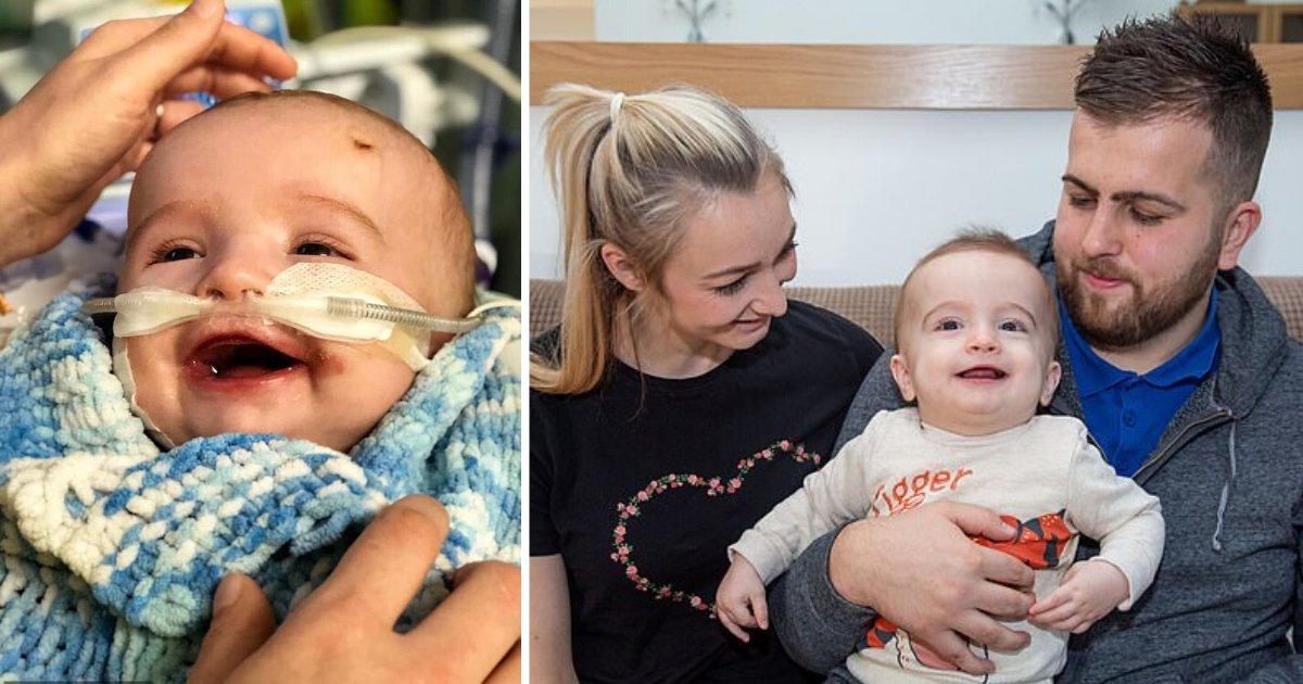 y1 10.png?resize=300,169 - Un petit garçon s'est réveillé après avoir passé 5 jours dans le coma, laissant les médecins sous le choc