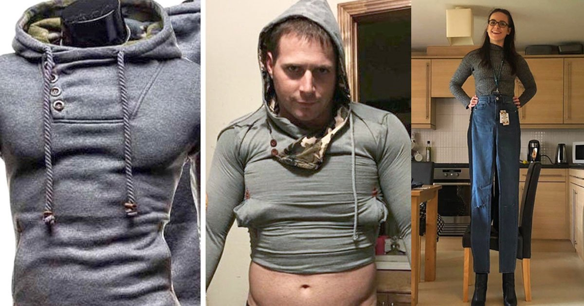 12 hilarious pictures of what people ordered online vs what they received.jpg?resize=1200,630 - 17 Hilarious Pictures Of What People Ordered Online Vs. What They Received