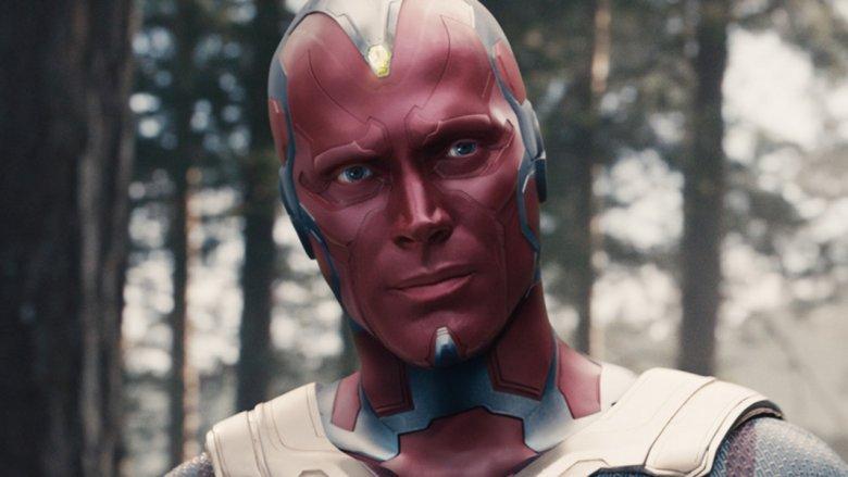Resultado de imagen de vision avengers