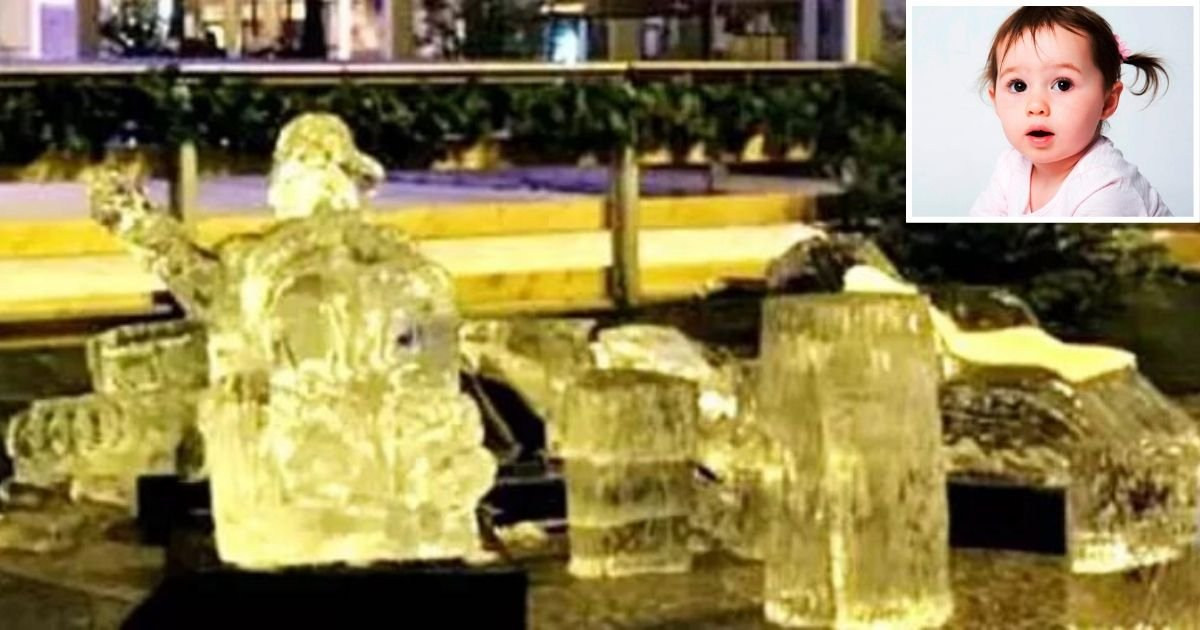 2 211.jpg?resize=412,232 - Two-Years-Old Girl Died By Strucking Under An Ice Sculpture At Christmas Market