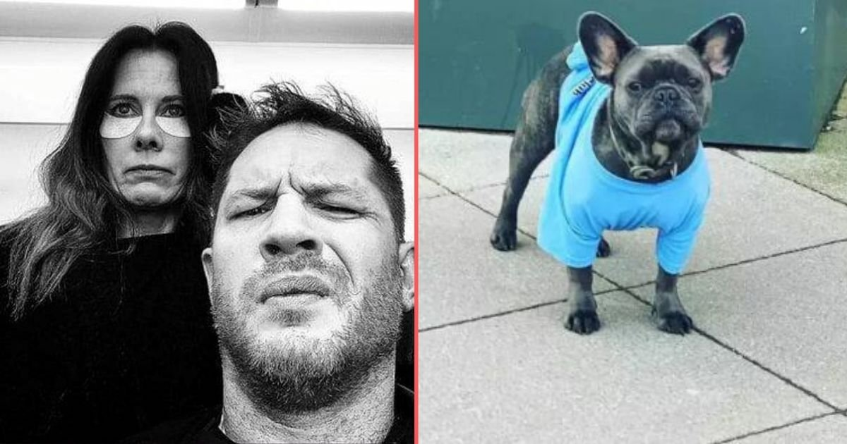 3 124.jpg?resize=412,232 - Tom Hardy Posted A Photo On The Set of His New Movie Venom 2 Then Deleted It