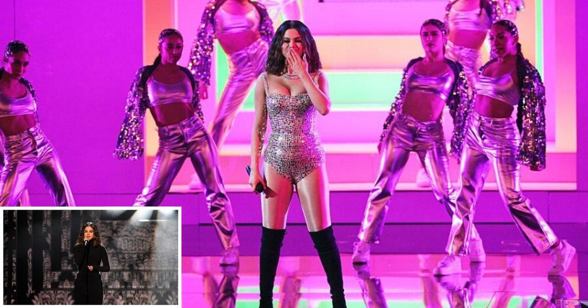 3 30.png?resize=1200,630 - Selena Gomez a porté un corset aux AMA et admis que le body shaming l'avait affecté