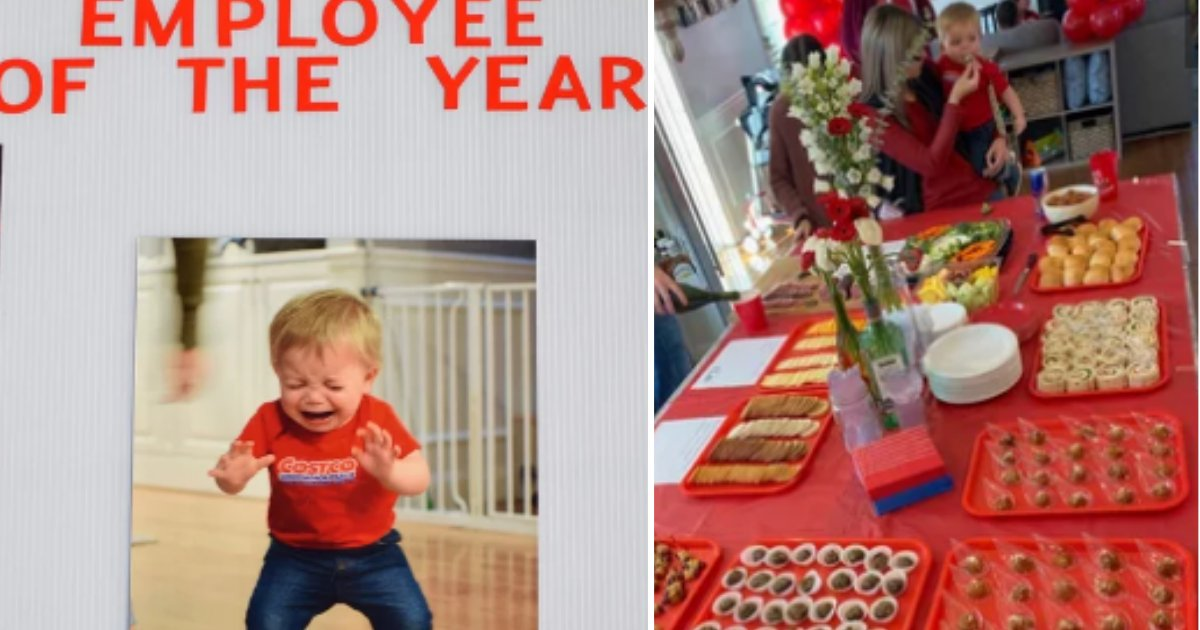 4 35.png?resize=1200,630 - Parents Threw Costco-Themed Party For Their 1-Year-Old's Birthday