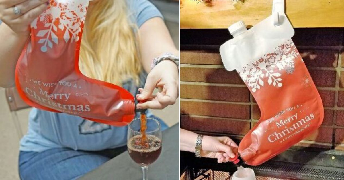 5 15.png?resize=412,232 - Amazon Is Selling A Special Stocking That Can Hold 2 Liters of Your Favorite Drink