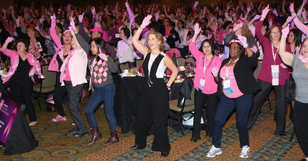 a 83.jpg?resize=412,232 - Nurses Danced Their Best Moves To Help Raise Awareness About Breast Cancer