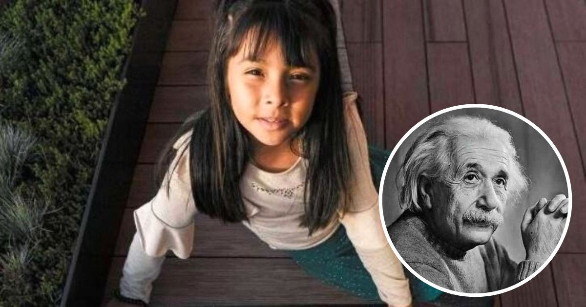 adhara5.png?resize=412,232 - 8-Year-Old Girl Who Was Labeled 'Weird' Has Higher IQ Than Einstein And Hawking