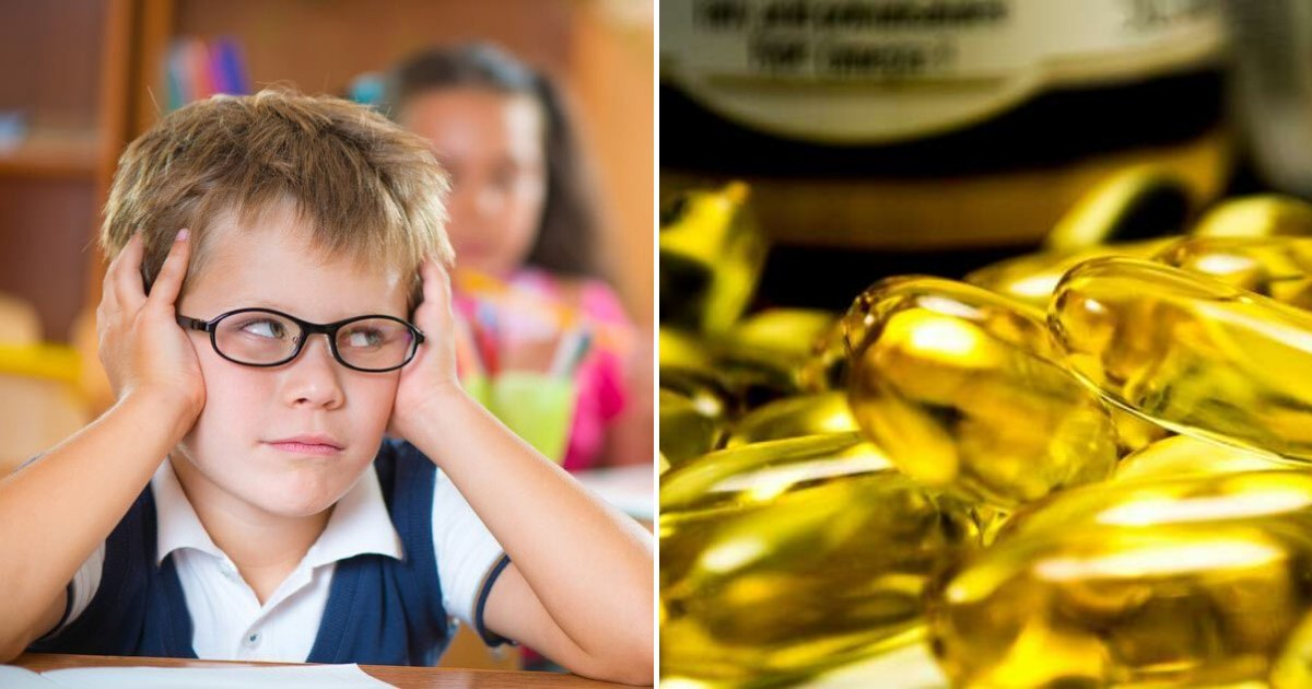 adhd3.png?resize=412,232 - Fish Oil Supplements Could Treat ADHD In Children With Omega-3 Deficiency, Scientists Say