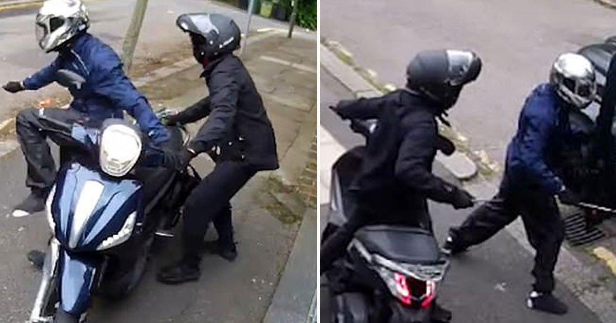 arsenal footballers arobbed.jpg?resize=412,232 - CCTV Footage Shows Thugs Attempting To Rob Arsenal Footballers Sead Kolasinac And Mesut Ozil